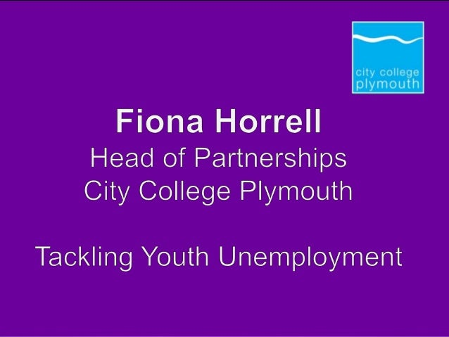 City College Plymouth Fiona Horrell