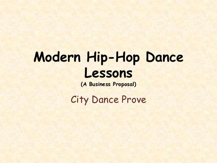 City Dance Prove