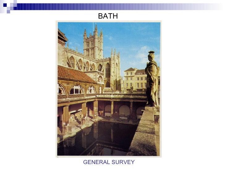 BATH GENERAL SURVEY