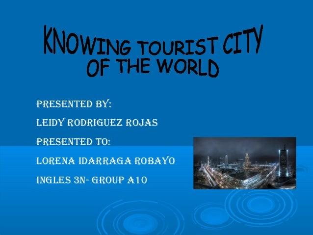 PRESENTED BY:LEIDY RODRIGUEZ ROJASPRESENTED TO:LORENA IDARRAGA ROBAYOINGLES 3N- GROUP A10