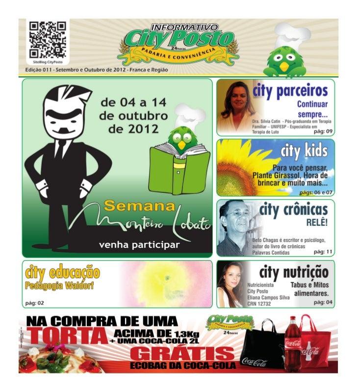 www.cityposto.com.br - twitter/cityposto.com - www.cityposto.blogspot.com                                                 ...
