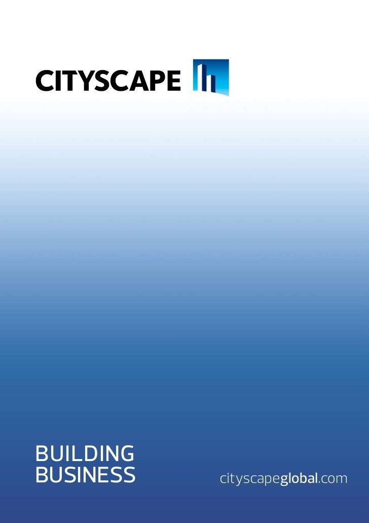 BUILDING BUSINESS   cityscapeglobal.com