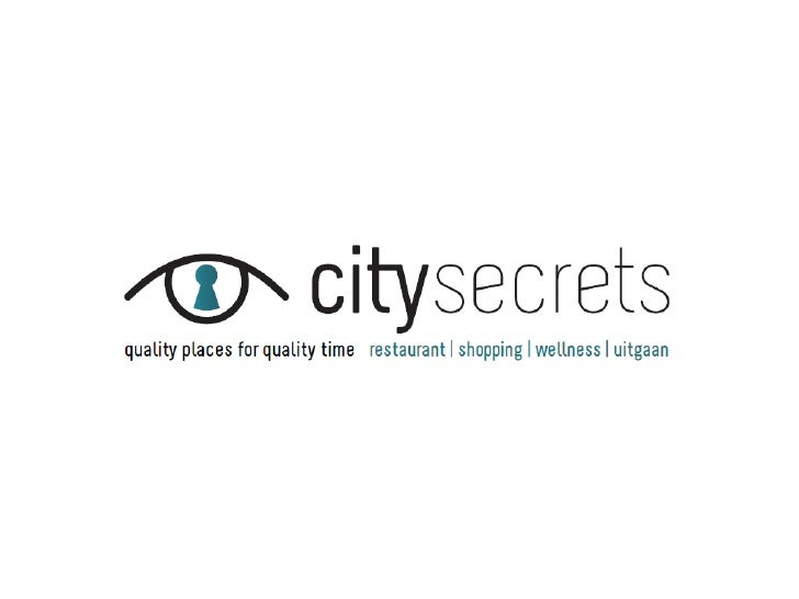 City secrets   hyperlocal interaction