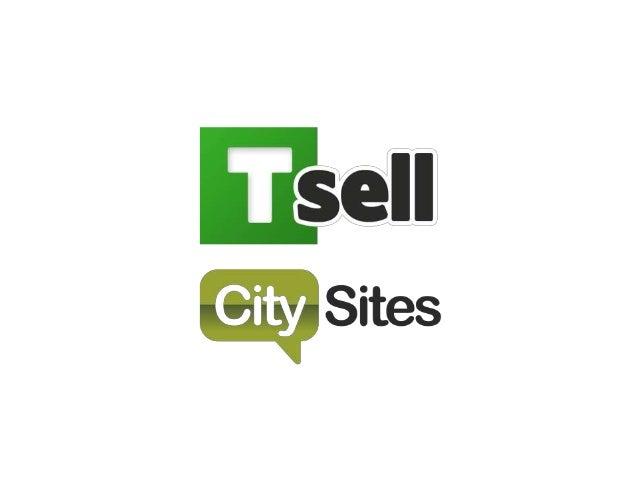 CitySites - T-Sell
