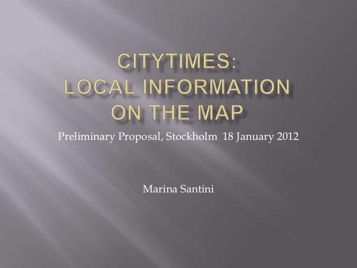 CityTimes