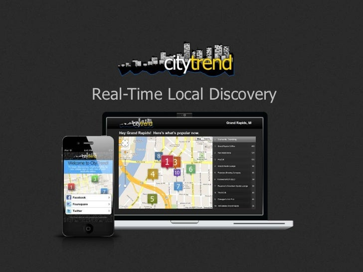 Real-Time Local Discovery