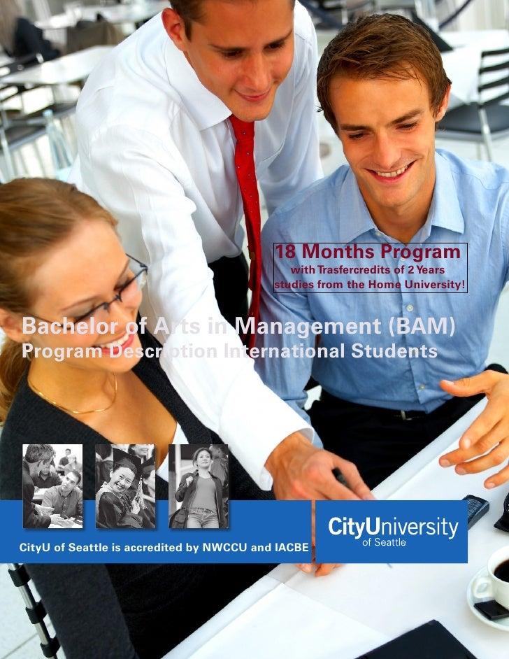 City University of Seattle in Switzerland
