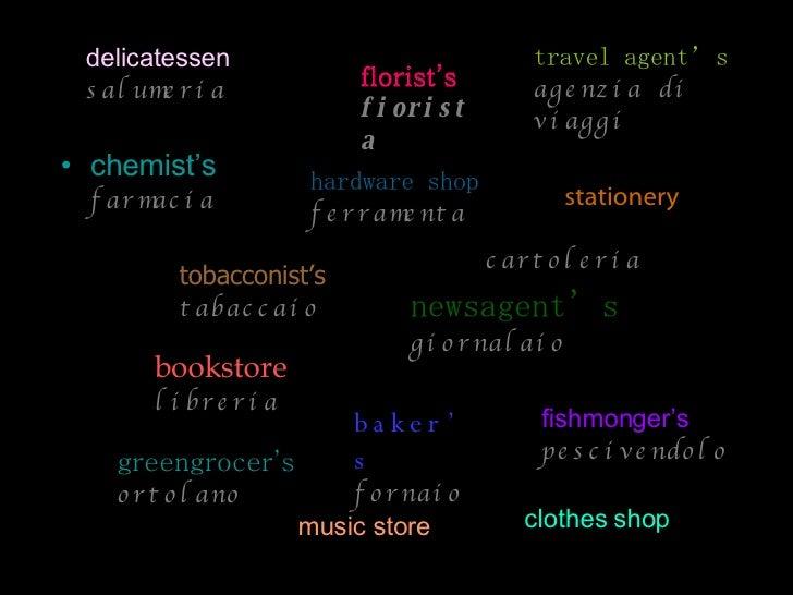Cityvocabulary