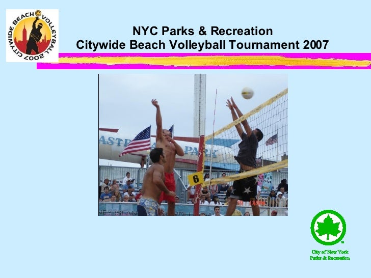 NYC Parks & Recreation Citywide Beach Volleyball Tournament 2007