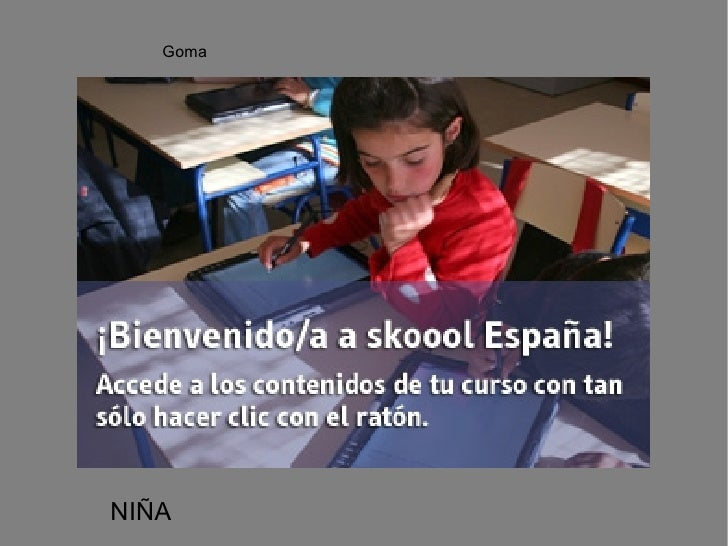Goma  Goma NIÑA
