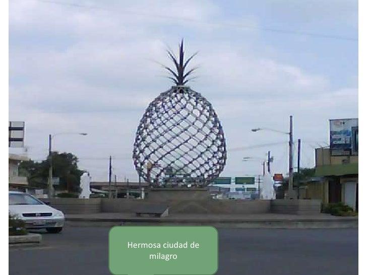 Ciudades del ecuador