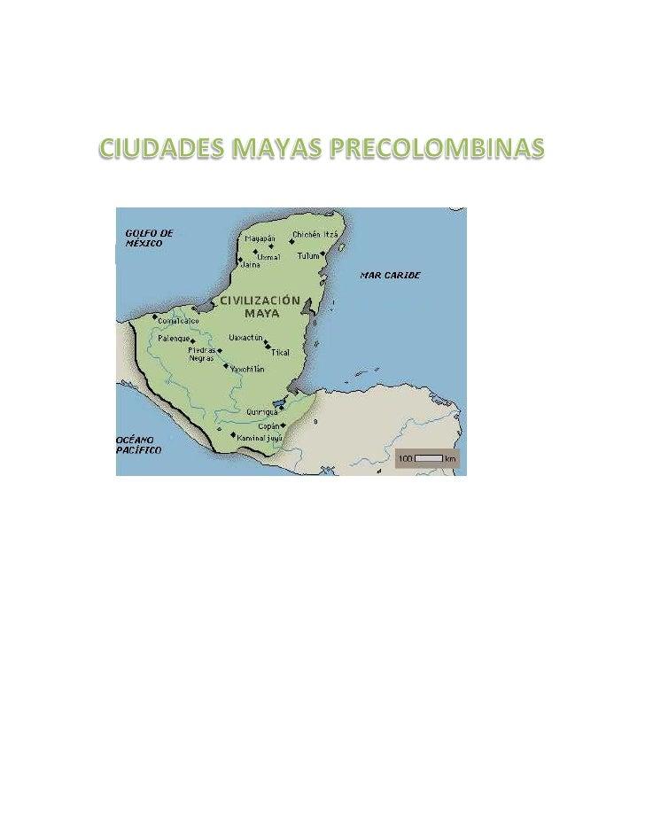 """El nombre de Chichén-Itzá tiene raíz                              maya y significa """"en la orilla del pozode los itzáes"""". S..."""