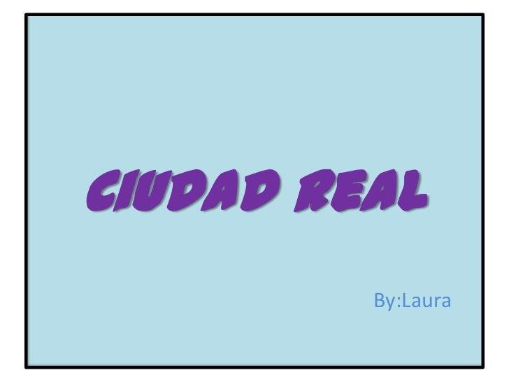 Ciudad real (1)