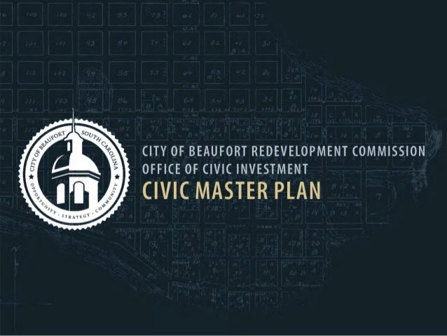 Civic master plan overview presentation - March 20, 2013