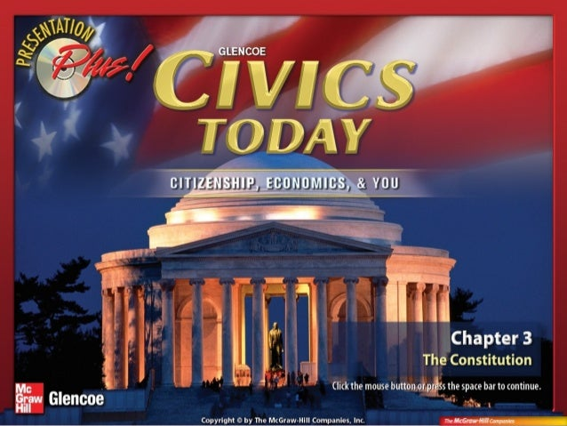 Civics chapter 3 power point