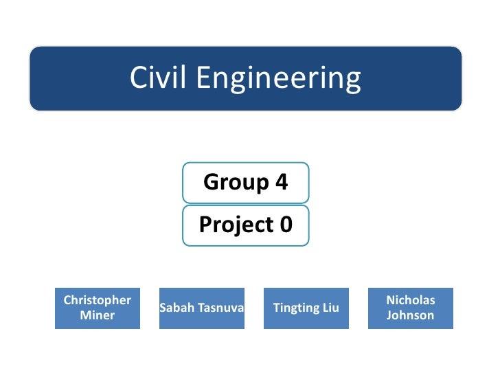 Civil engineering powerpoint