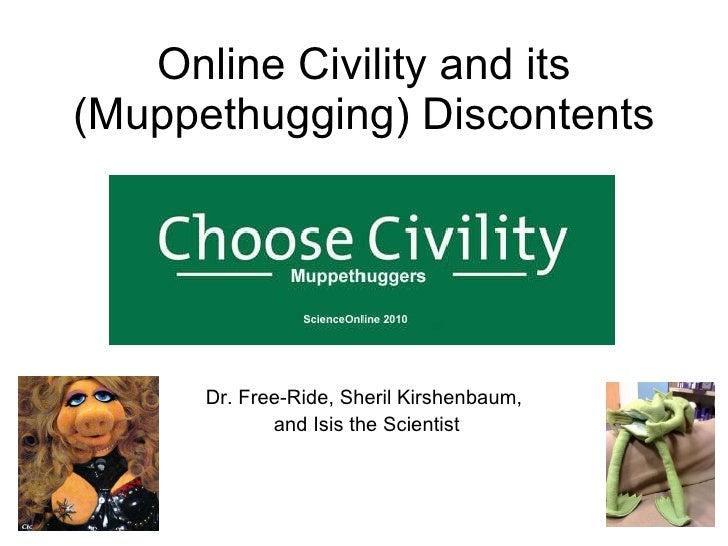 Civility Panel Slides