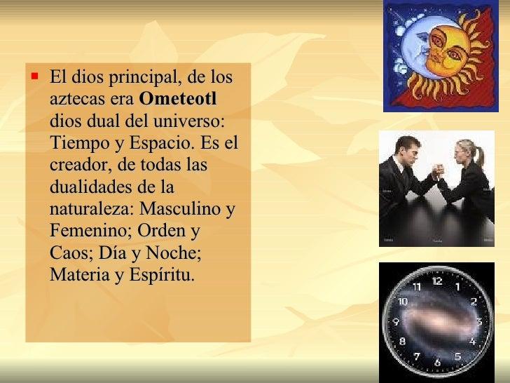 Civilizaci n azteca for Espejo y reflejo del caos al orden pdf