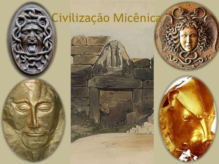 Civilização Micênica<br />