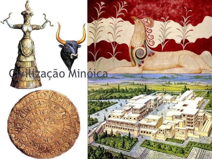 Civilização Minóica<br />