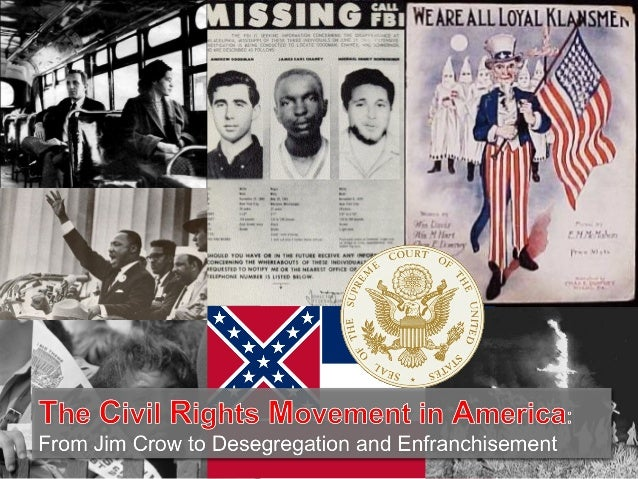 Civil Rights in the USA: Introduction