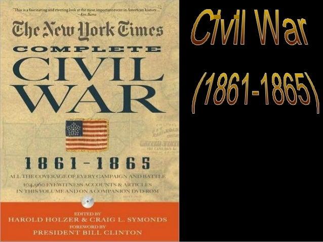 Civil war (main battles)