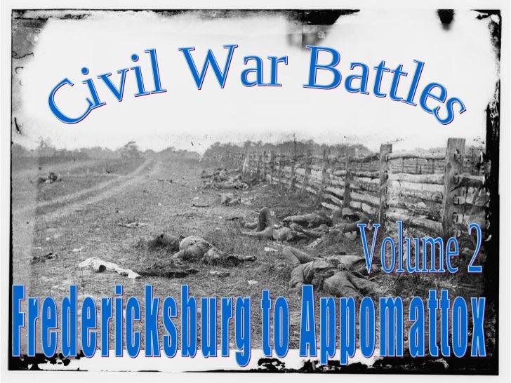 Civil war battles vol 2