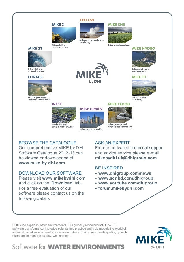 DHI is the expert in water environments. Our globally renowned MIKE by DHI software transforms cutting-edge science into p...