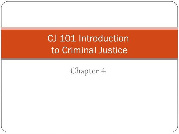 Cj 101 ch 4