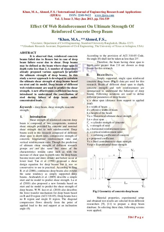 Khan, M.A., Ahmed, F.S. / International Journal of Engineering Research and Applications (IJERA) ISSN: 2248-9622 www.ijera...