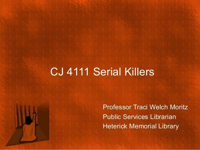 Cj 4111 serial killers1