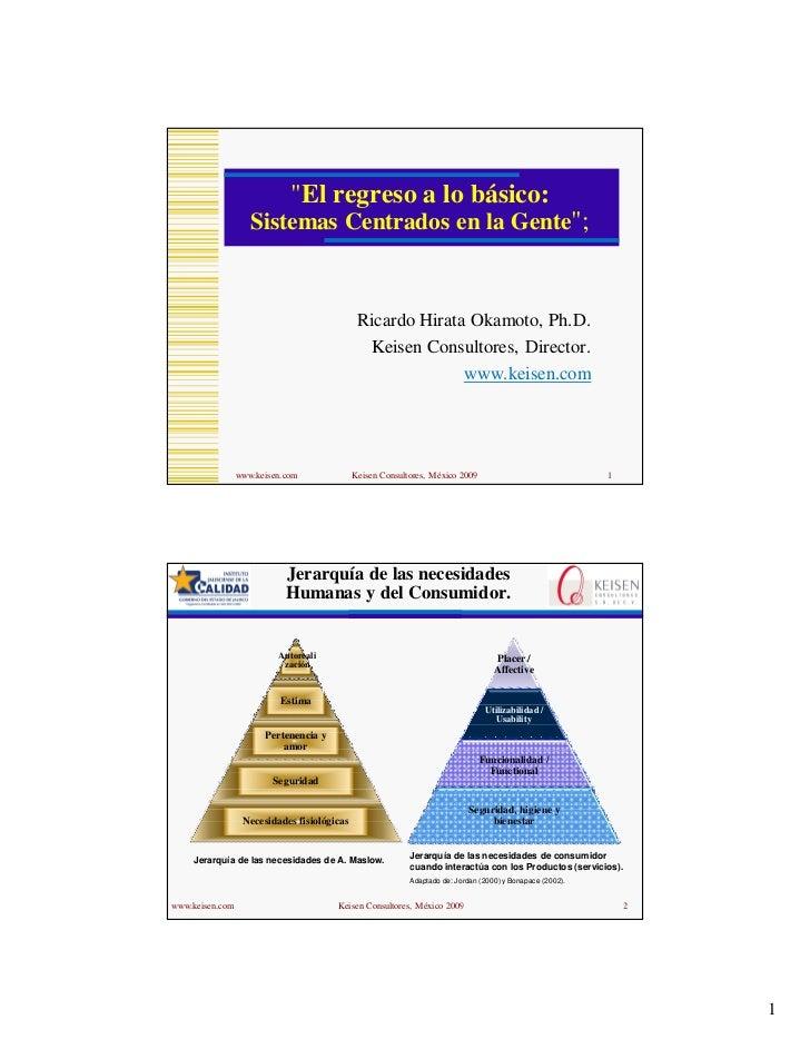 Cjc2009 presentación el_regreso_a_lo_básico