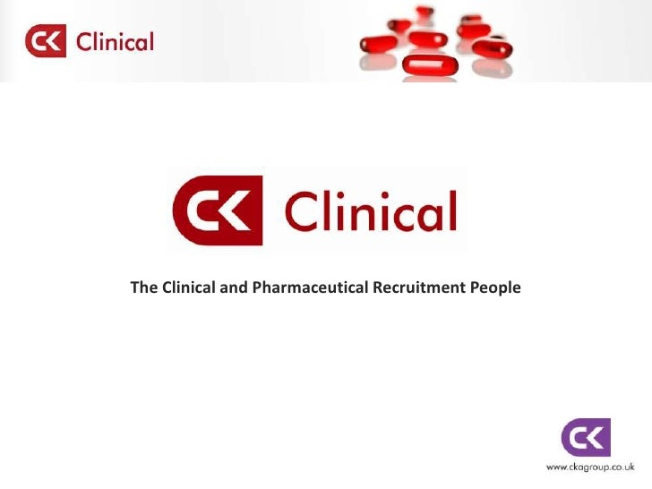 The Clinical and Pharmaceutical Recruitment People