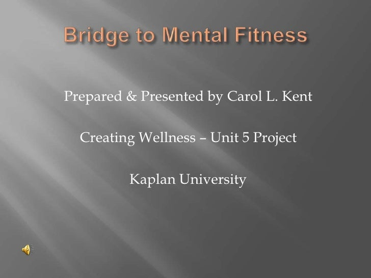 Bridges to Mental Health