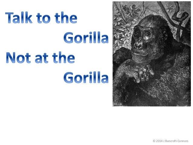 AgileCamp 2014 Track 6: Talk to the Gorilla