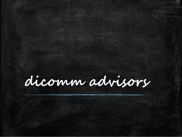 dicomm advisors