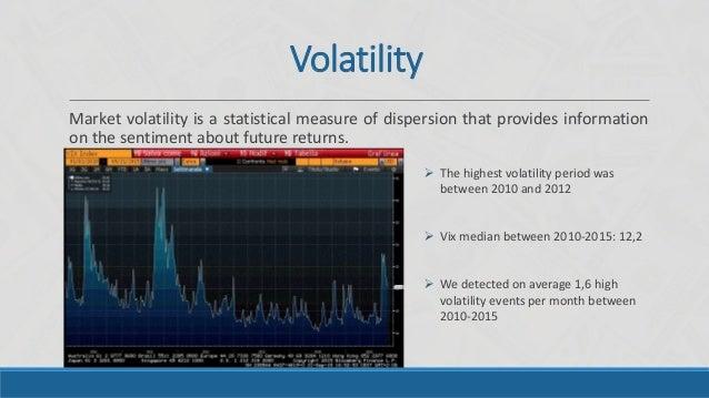 thesis on stock market volatility