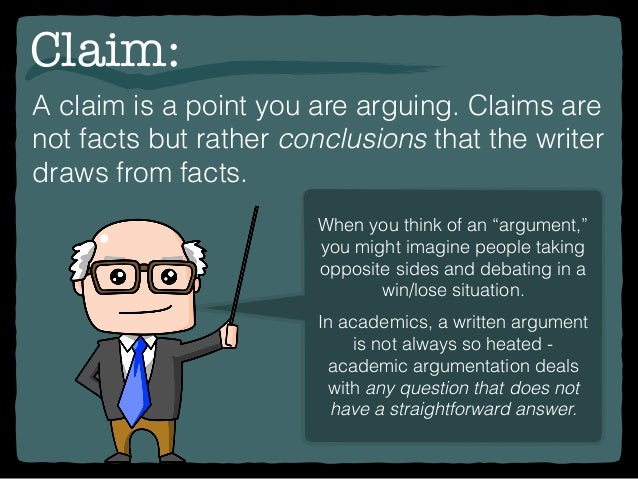 Summary of supporting argument in essay conclusions