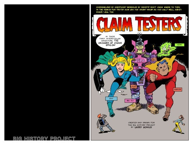Claim Testers Comic Episode 1