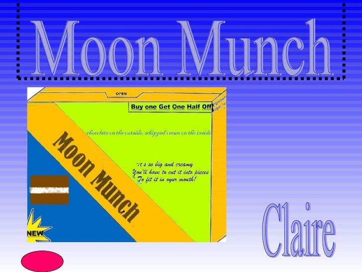 Moon Munch Claire