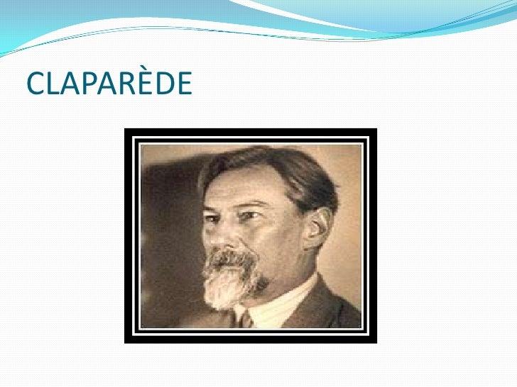 Claparède