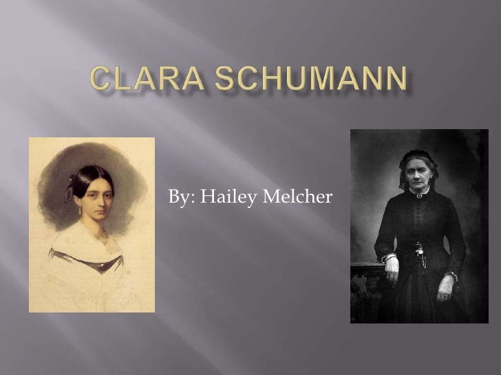 Clara Schumann by Hailey
