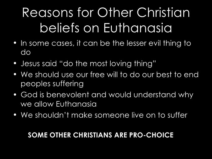 euthanasia in islam Euthanasia is a complex issue in islamic theology however, in general it is considered contrary to islamic law and holy texts among interpretations of the koran and hadith , the early termination of life is a crime, be it by suicide or helping one commit suicide.