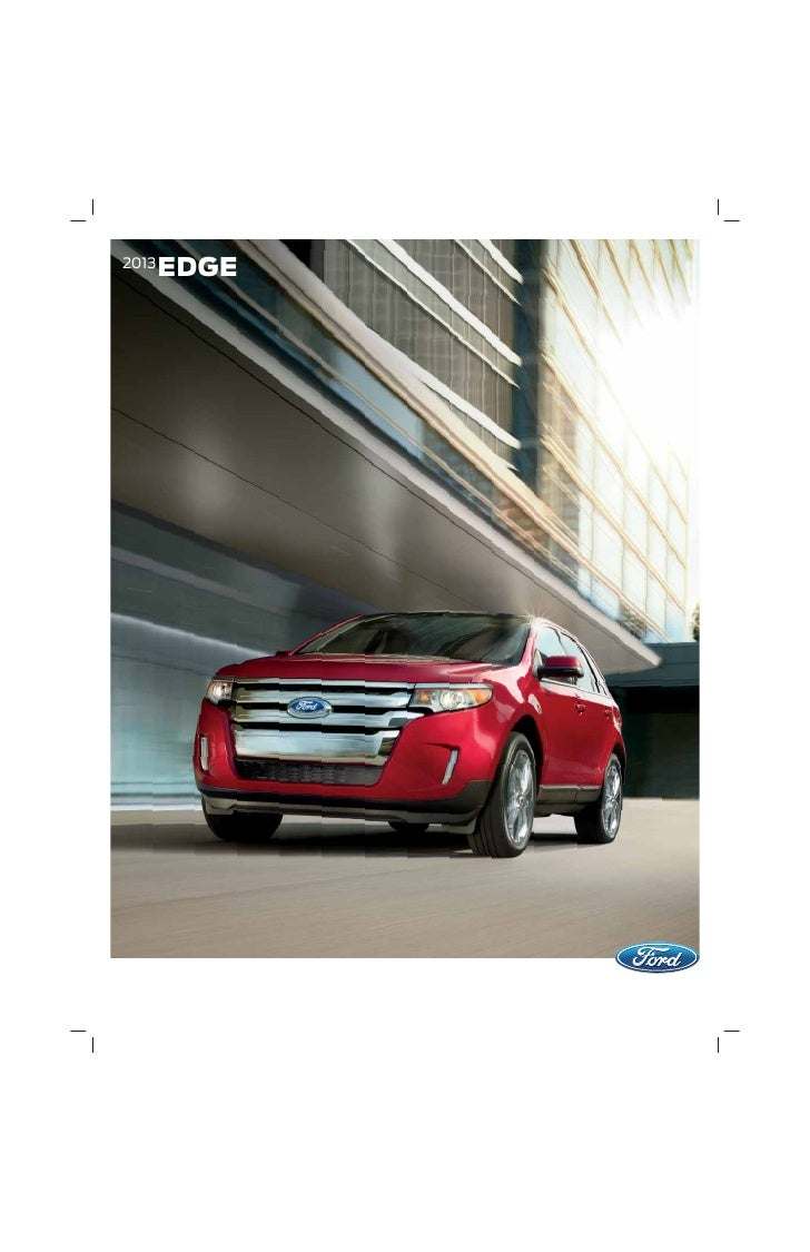 2013 Ford Edge - Clarksville Indiana