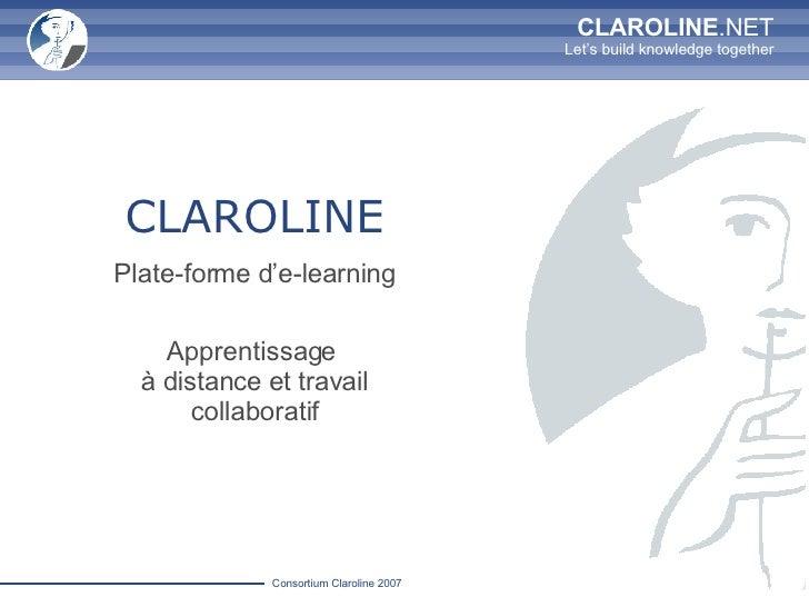 Claroline Trophees Du Libre