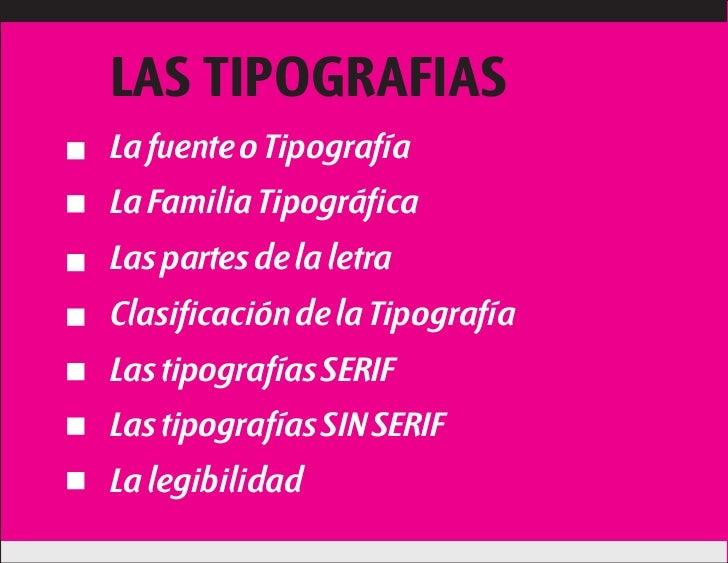 Clase 4 TipografíA