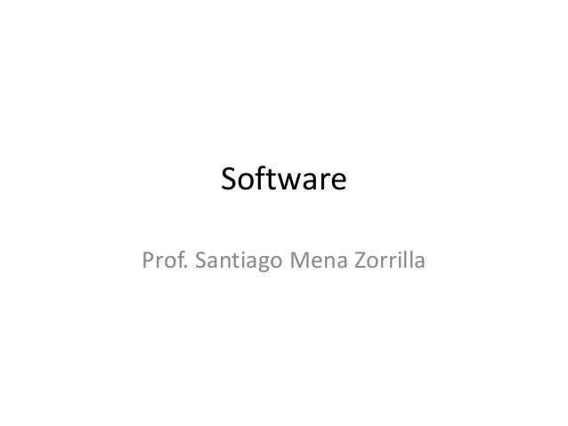 Clase 5-software