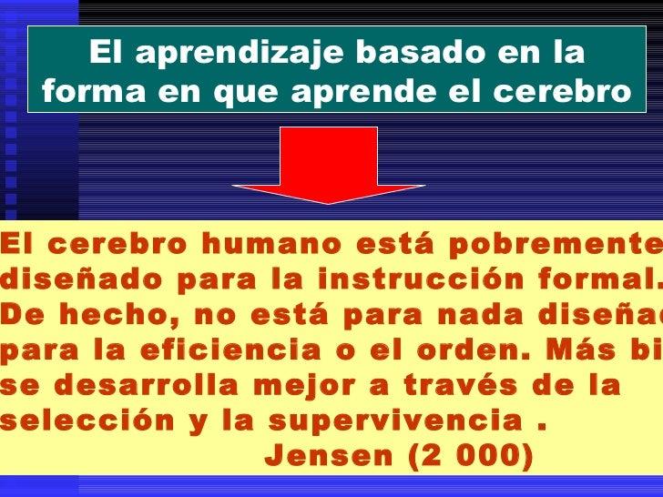 Clase 02 aprendizaje y cerebro humano
