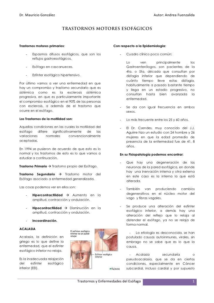 Dr. Mauricio González                                                              Autor: Andrea Fuenzalida               ...