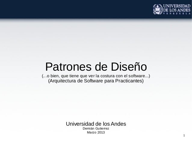Clase 07a patrones_diseno